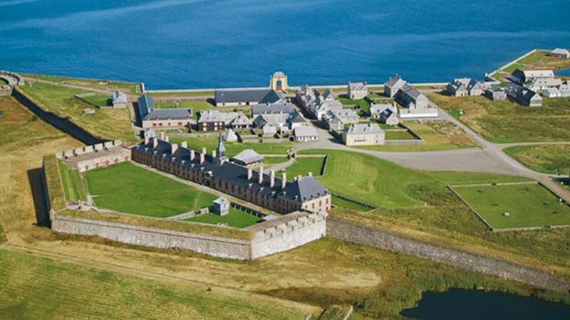 1.FortressLouisbourg