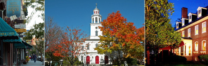 Exeter, New Hampshire Travel Packages