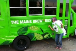 Maine Brew Bus Tour - Portland, ME