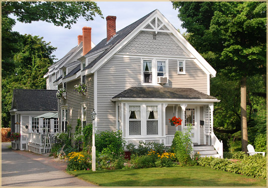 Old Orchard Inn Bed And Breakfast