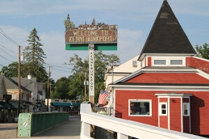 Welcome to Kennebunkport, Maine