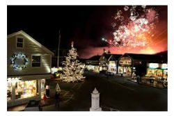 Kennebunkport Christmas Prelude 2019.Christmas Prelude Festivals And Events In Kennebunkport