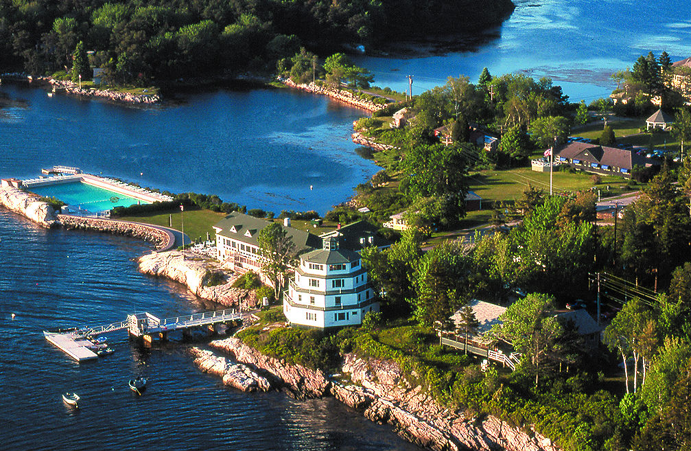 Amtrak Downeaster Vacation Packages To Sebasco Harbor