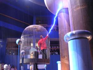 Museum of Science · Boston_science_museum_demonstration