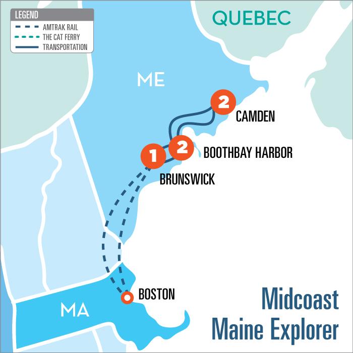 Midcoast Maine Explorer