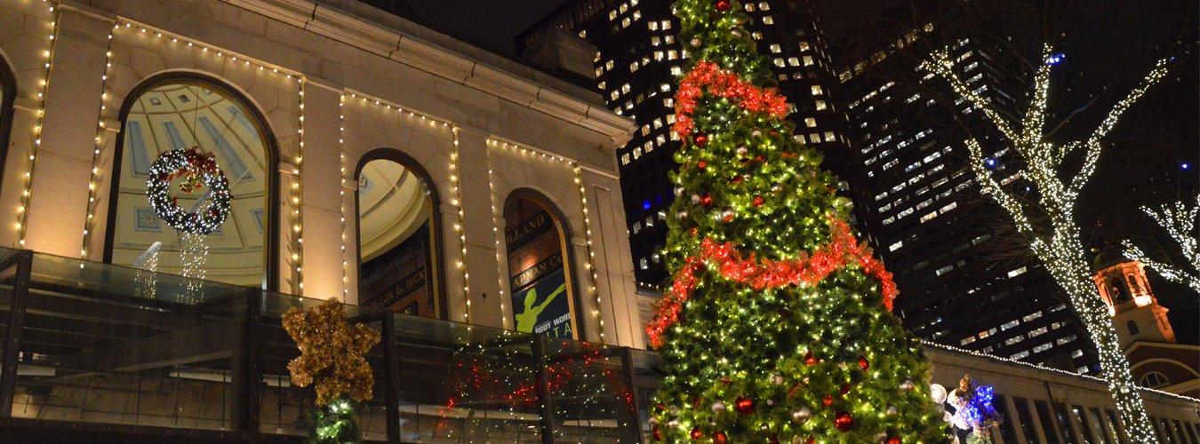 Holiday Travel Program In Boston
