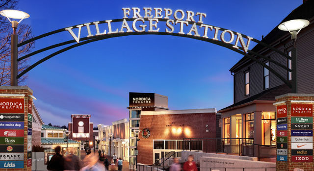 Freeport Shopping